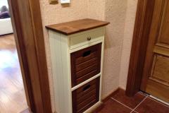 Domácí skříňka - botník